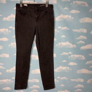 Gap- Black Curvy Skinny Jeans size 31r